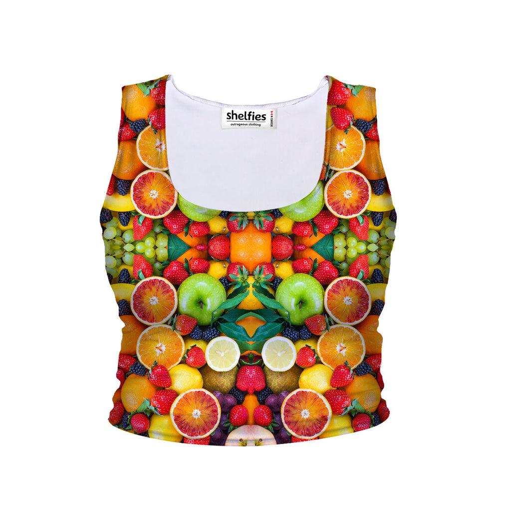 Crop Tanks - Fruit Explosion Crop Tank