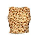 Crop Tanks - Ramen Invasion Crop Tank