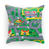 "Carpet Track Cushion-kite.ly-18""x18""-