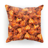 "Chicken Wings Cushion-kite.ly-18""x18""-
