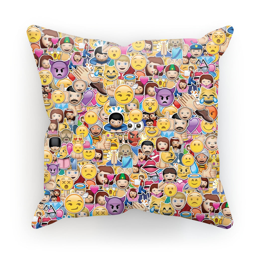 Cushions - Emoji Invasion Cushion
