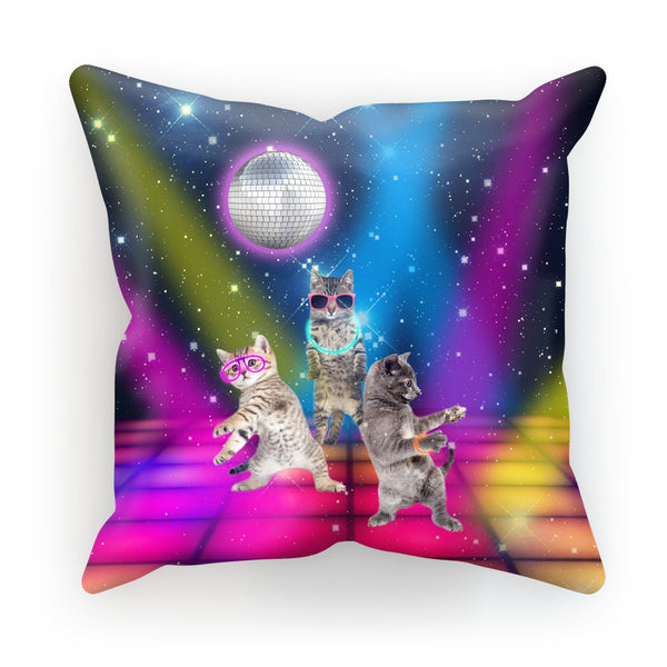 Cushions - Party Cats Cushion