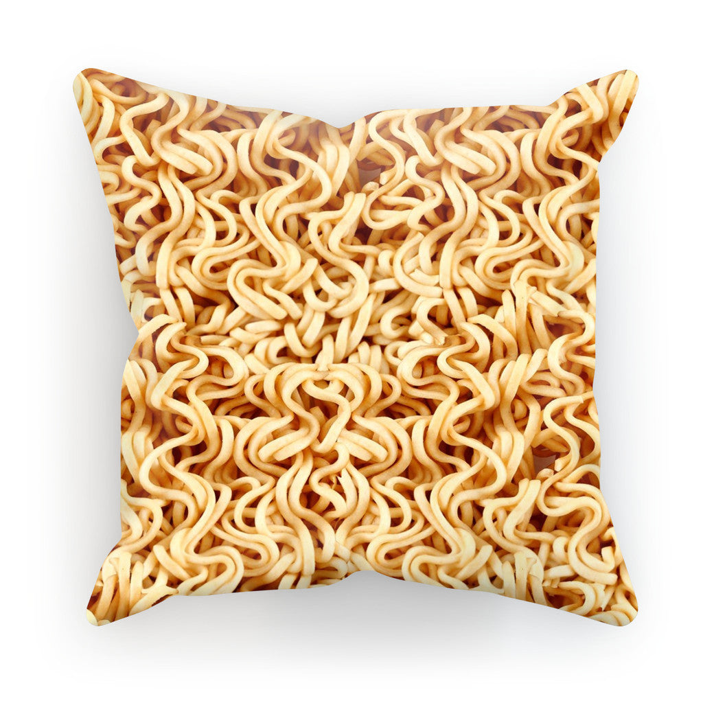 "Ramen Invasion Cushion-kite.ly-18""x18""-