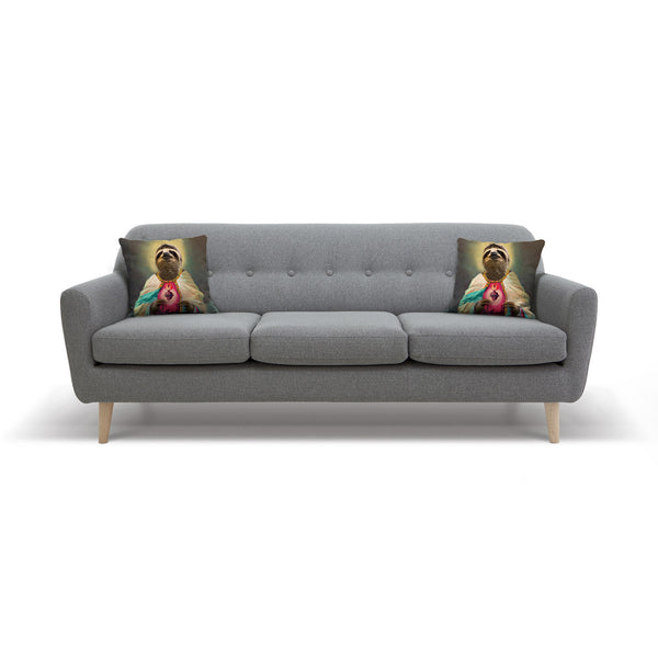 Cushions - Sloth Jesus Cushion