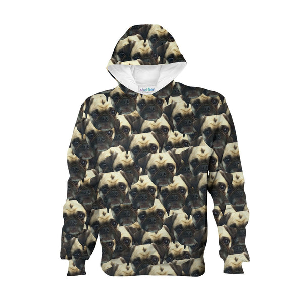 Animal Face Custom Youth Hoodie-Shelfies-| All-Over-Print Everywhere - Designed to Make You Smile