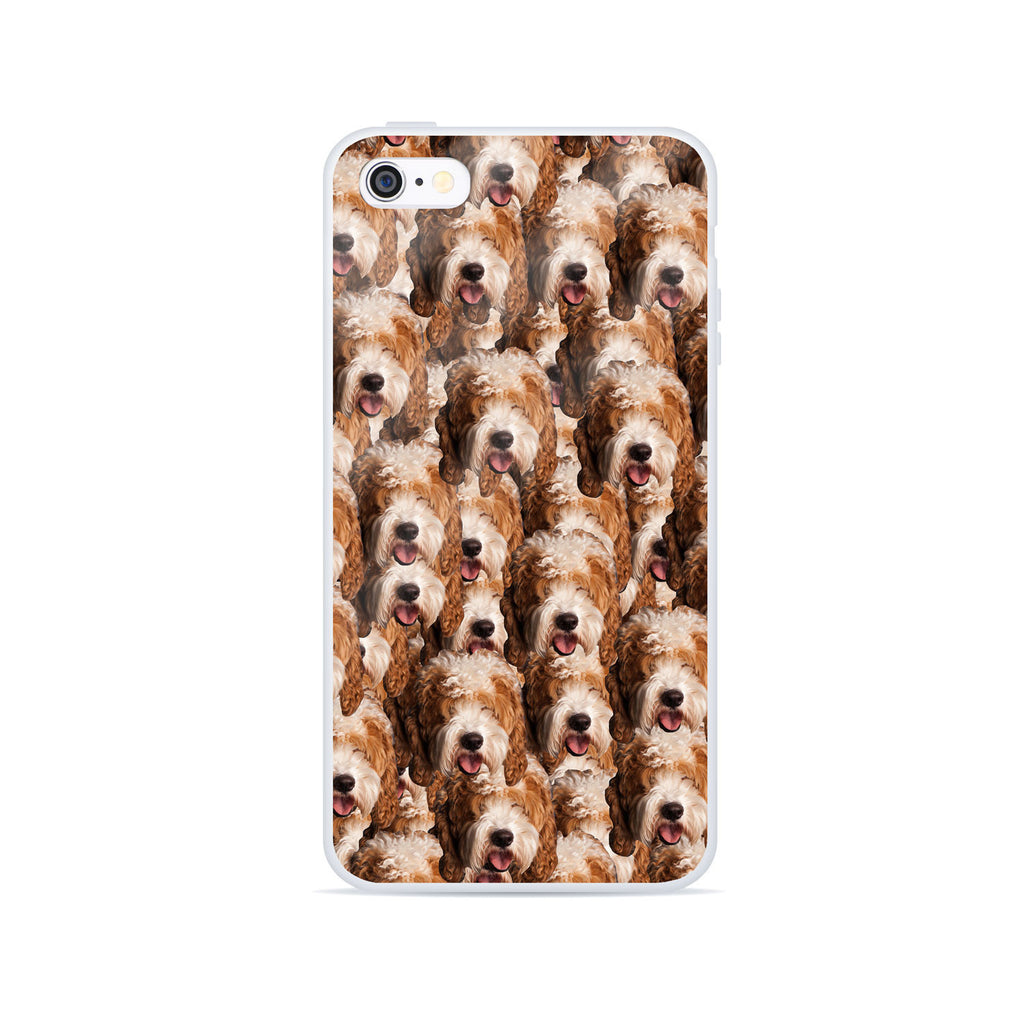 Animal Face Custom Smartphone Case-Shelfies-| All-Over-Print Everywhere - Designed to Make You Smile