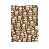Your Face Custom Blanket-Gooten-Cuddle-| All-Over-Print Everywhere - Designed to Make You Smile