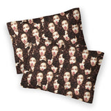 Your Face Custom Bed Pillow Case-Shelfies-| All-Over-Print Everywhere - Designed to Make You Smile