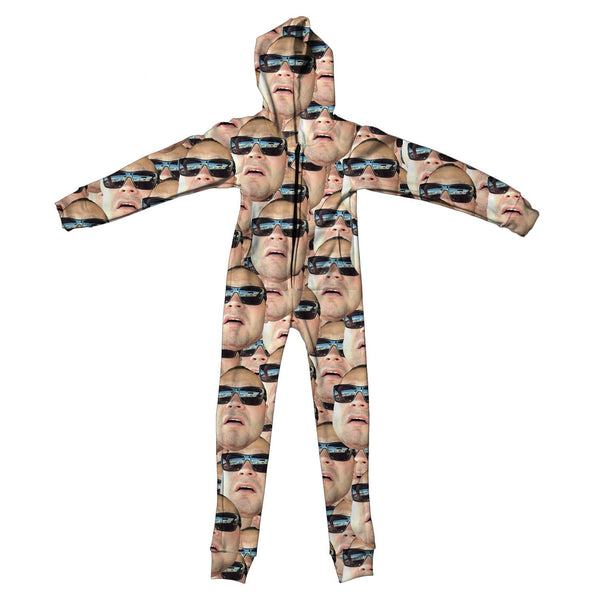 Your Face Custom Youth Jumpsuit-Shelfies-| All-Over-Print Everywhere - Designed to Make You Smile