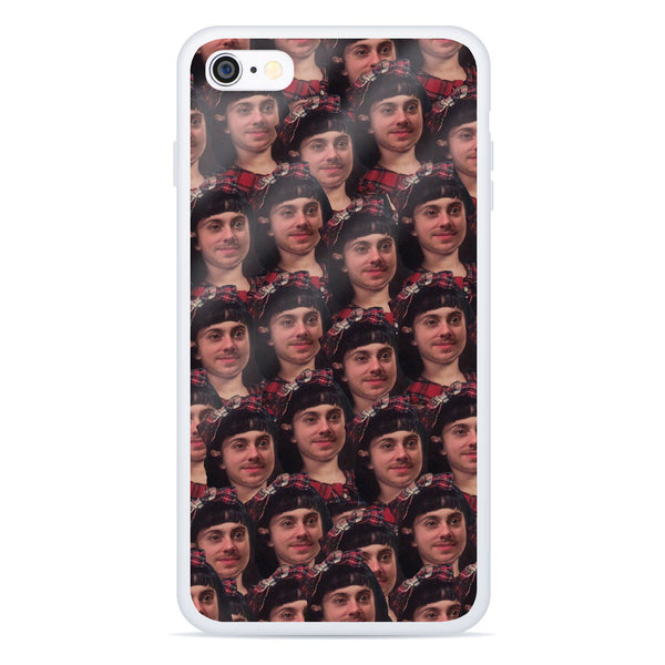 Your Face Custom Smartphone Case-Gooten-| All-Over-Print Everywhere - Designed to Make You Smile