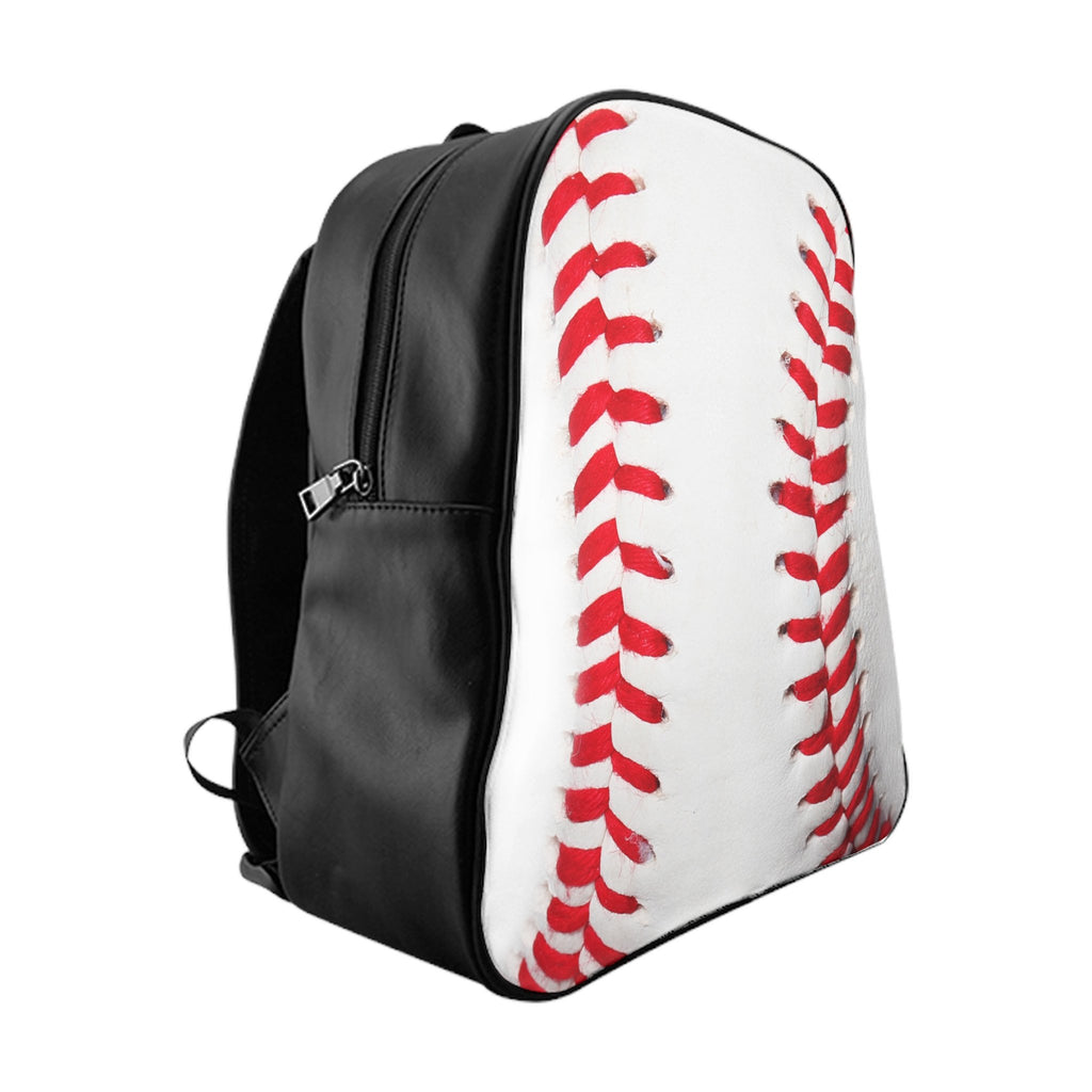 Baseball Backpack-Printify-Large-| All-Over-Print Everywhere - Designed to Make You Smile