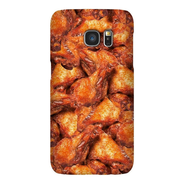 Chicken Wings Invasion Smartphone Case-Gooten-Samsung S7-| All-Over-Print Everywhere - Designed to Make You Smile