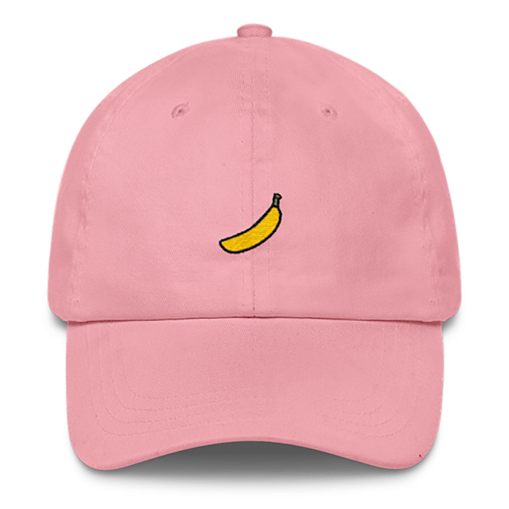 Banana Dad Hat-Shelfies-Pink-| All-Over-Print Everywhere - Designed to Make You Smile