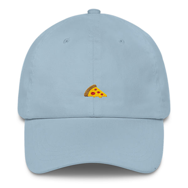 Pizza Dad Hat-Shelfies-Light Blue-| All-Over-Print Everywhere - Designed to Make You Smile