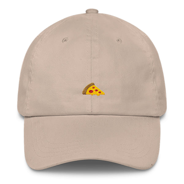 Pizza Dad Hat-Shelfies-Beige-| All-Over-Print Everywhere - Designed to Make You Smile
