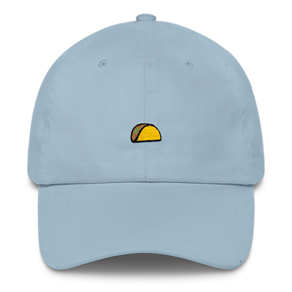 0adc4bade43 Taco Dad Hat-Shelfies-Light Blue-| All-Over-Print Everywhere