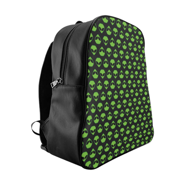 Alienz Backpack-Printify-Large-| All-Over-Print Everywhere - Designed to Make You Smile