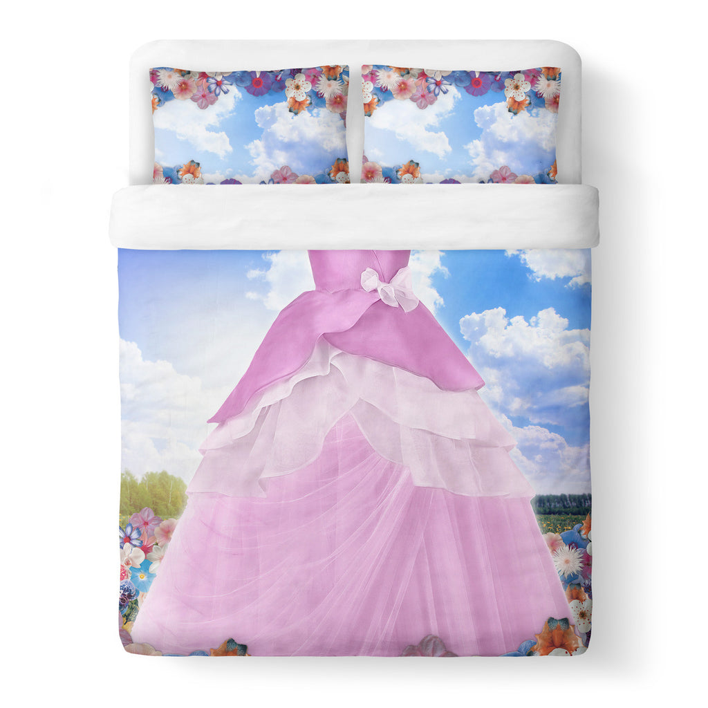 Duvet Cover Sets - Princess Duvet Cover Set