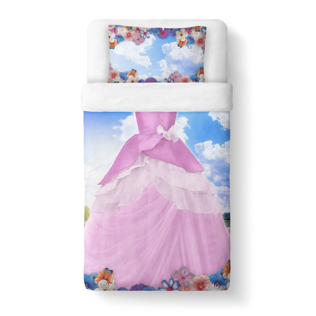 Princess Duvet Cover-Gooten-Twin-| All-Over-Print Everywhere - Designed to Make You Smile