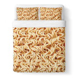 Ramen Invasion Duvet Cover-Gooten-Queen-| All-Over-Print Everywhere - Designed to Make You Smile