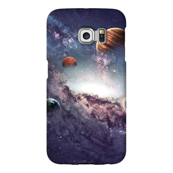 The Cosmos Smartphone Case-Gooten-Samsung Galaxy S6 Edge-| All-Over-Print Everywhere - Designed to Make You Smile