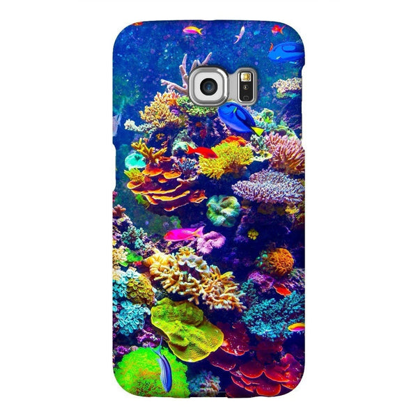 Aquarium Smartphone Case-Gooten-Samsung S6 Edge-| All-Over-Print Everywhere - Designed to Make You Smile