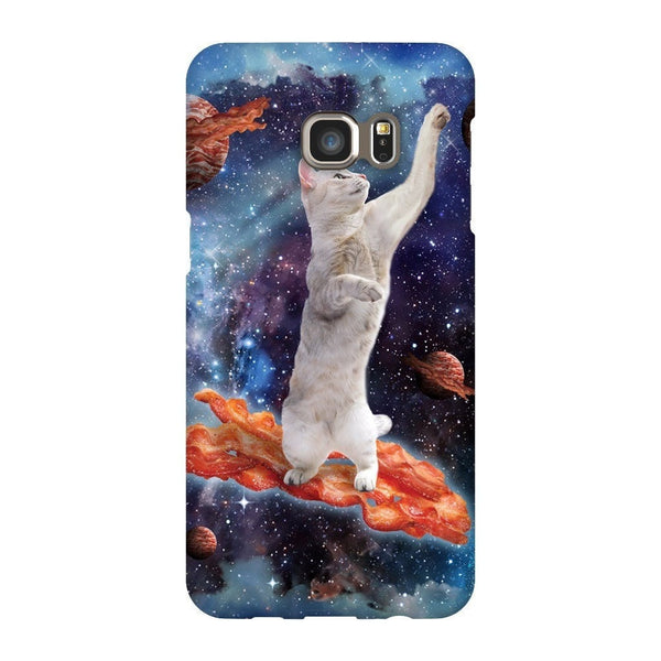 Bacon Cat Smartphone Case-Gooten-Samsung Galaxy S6 Edge Plus-| All-Over-Print Everywhere - Designed to Make You Smile