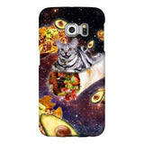 Burrito Cat Smartphone Case-Gooten-Samsung S6 Edge-| All-Over-Print Everywhere - Designed to Make You Smile
