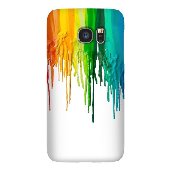 Melted Crayon Smartphone Case-Gooten-Samsung S7-| All-Over-Print Everywhere - Designed to Make You Smile