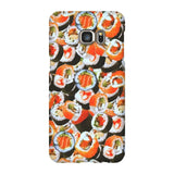 Sushi Invasion Smartphone Case-Gooten-Samsung S6 Edge Plus-| All-Over-Print Everywhere - Designed to Make You Smile