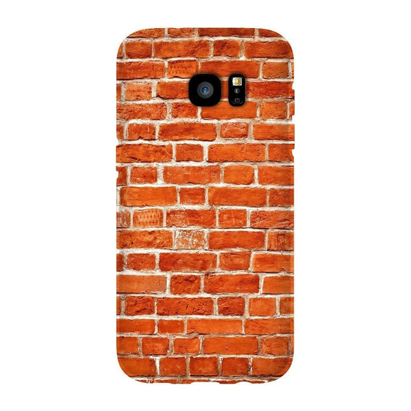 Brick Wall Smartphone Case-Gooten-Samsung Galaxy S7 Edge-| All-Over-Print Everywhere - Designed to Make You Smile