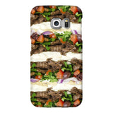Gyros Invasion Smartphone Case-Gooten-Samsung S6 Edge-| All-Over-Print Everywhere - Designed to Make You Smile
