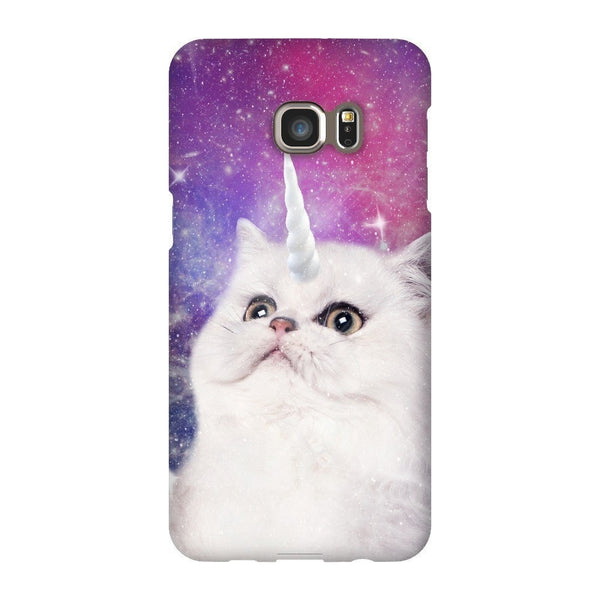 Unikitty Smartphone Case-Gooten-Samsung Galaxy S6 Edge Plus-| All-Over-Print Everywhere - Designed to Make You Smile