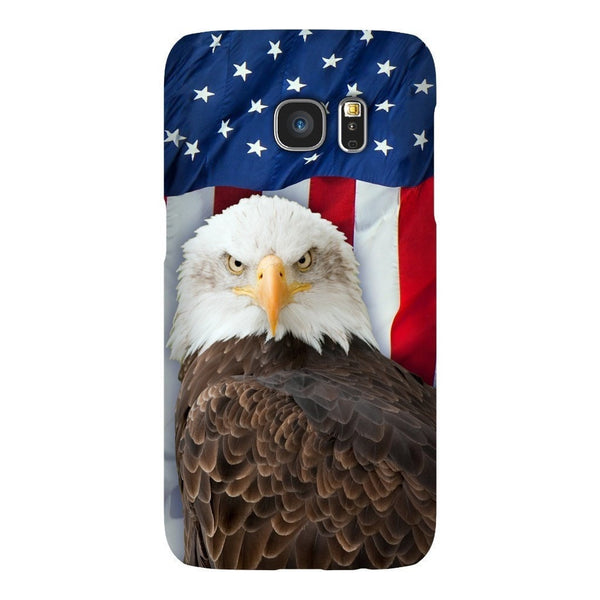 Bald Eagle Smartphone Case-Gooten-Samsung S7-| All-Over-Print Everywhere - Designed to Make You Smile