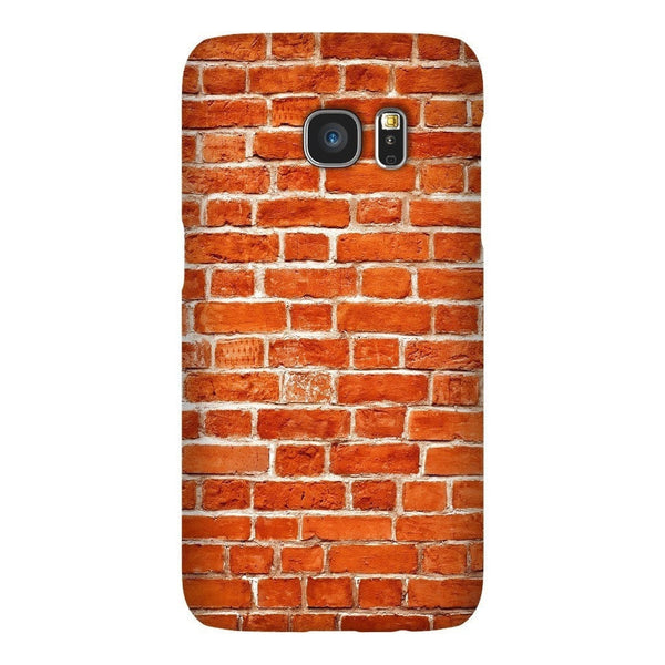 Brick Wall Smartphone Case-Gooten-Samsung Galaxy S7-| All-Over-Print Everywhere - Designed to Make You Smile