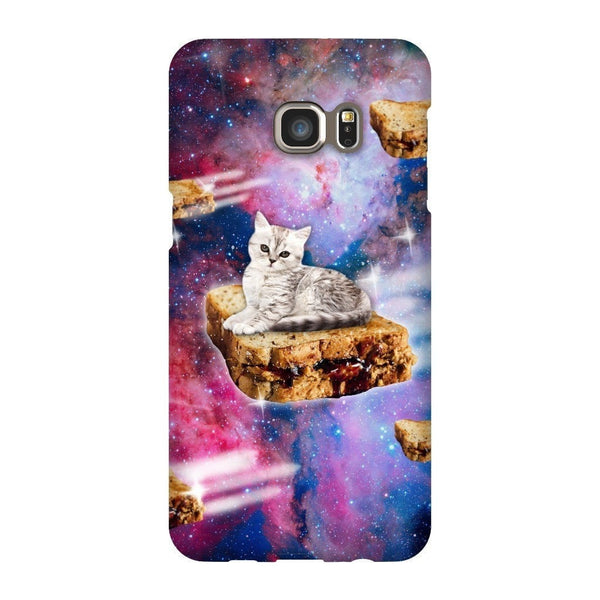 PB&J Galaxy Cat Smartphone Case-Gooten-Samsung S6 Edge Plus-| All-Over-Print Everywhere - Designed to Make You Smile