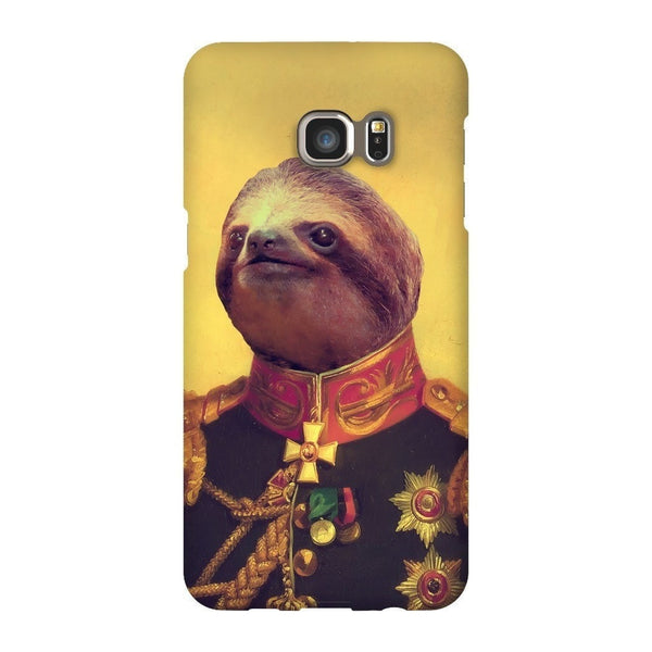 Lil' General Sloth Smartphone Case-Gooten-Samsung S6 Edge Plus-| All-Over-Print Everywhere - Designed to Make You Smile