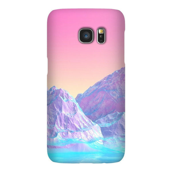 Pastel Mountains Smartphone Case-Gooten-Samsung Galaxy S7-| All-Over-Print Everywhere - Designed to Make You Smile