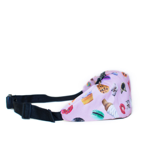 Sugar Food Party Fanny Pack-Shelfies-One Size-| All-Over-Print Everywhere - Designed to Make You Smile