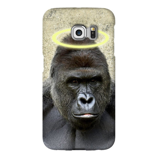 RIP Harambe Smartphone Case-Gooten-Samsung Galaxy S6 Edge-| All-Over-Print Everywhere - Designed to Make You Smile