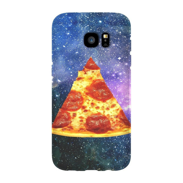 Pizza Galaxy Smartphone Case-Gooten-Samsung Galaxy S7 Edge-| All-Over-Print Everywhere - Designed to Make You Smile