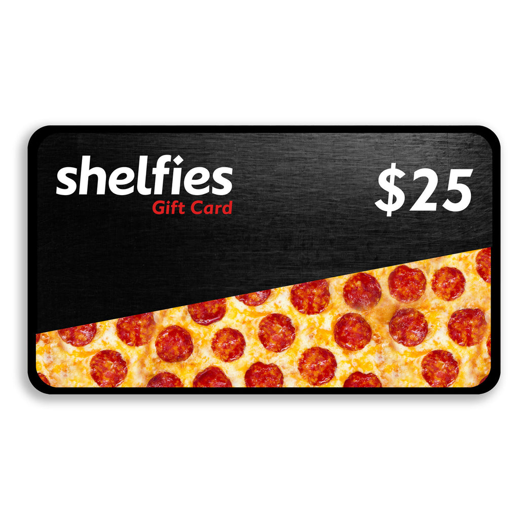 Shelfies Giftcard-Shelfies-$25.00-| All-Over-Print Everywhere - Designed to Make You Smile