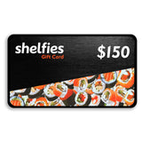 Shelfies Giftcard-Shelfies-$150.00-| All-Over-Print Everywhere - Designed to Make You Smile