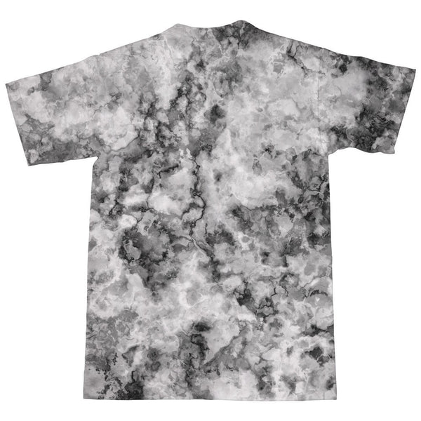 Grey Stoned T-Shirt-kite.ly-| All-Over-Print Everywhere - Designed to Make You Smile