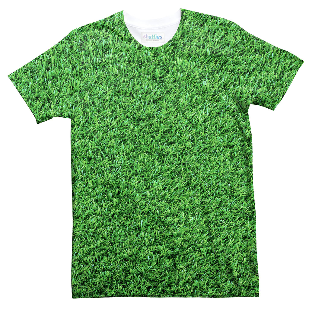 Grass Invasion T-Shirt-Subliminator-| All-Over-Print Everywhere - Designed to Make You Smile