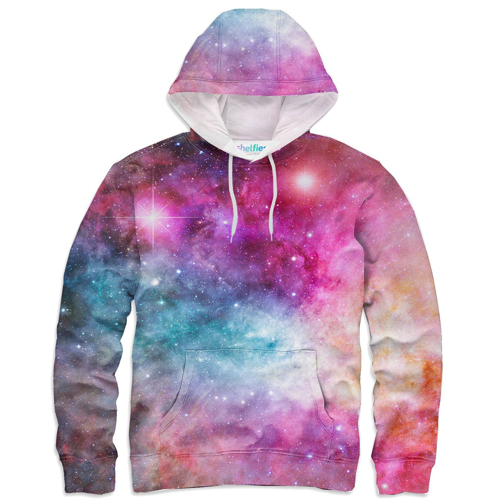 Galaxy Love Hoodie-Subliminator-| All-Over-Print Everywhere - Designed to Make You Smile