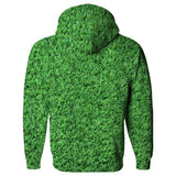 Grass Invasion Hoodie-Subliminator-| All-Over-Print Everywhere - Designed to Make You Smile