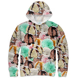 Ice Cream Invasion Hoodie-Shelfies-| All-Over-Print Everywhere - Designed to Make You Smile