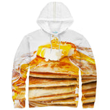 Pancakes Hoodie-Subliminator-| All-Over-Print Everywhere - Designed to Make You Smile