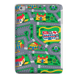 Carpet Track iPad Case-kite.ly-iPad Mini 2,3-| All-Over-Print Everywhere - Designed to Make You Smile